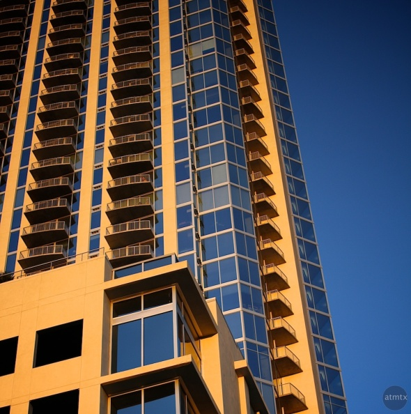 360 Condos - Downtown Austin Abstracts