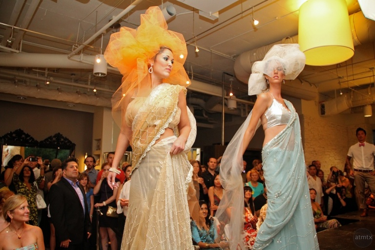 Austin Fashion Week - Bollywood Nights - Runway