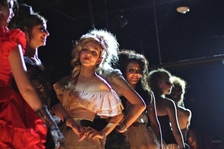 Austin Fashion Week - Hair Affair Fashion Show - Curtain Call