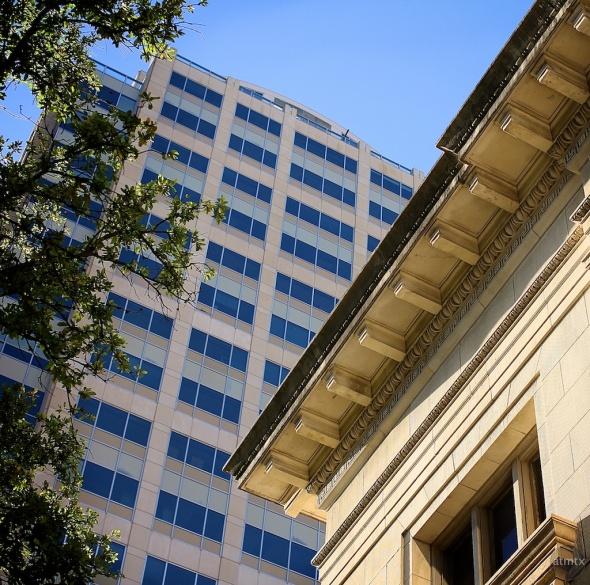 Downtown Austin Building Comparison