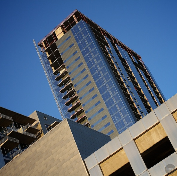 Austin W Hotel Construction